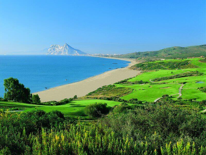 Alcaidesa Links Golfbaan Spanje