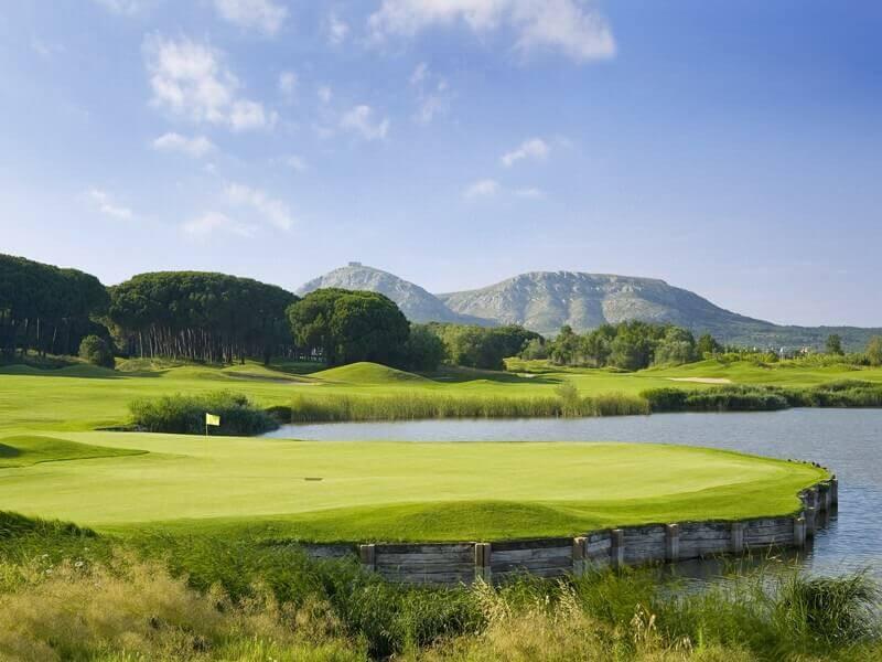Emporda golfresort Spanje