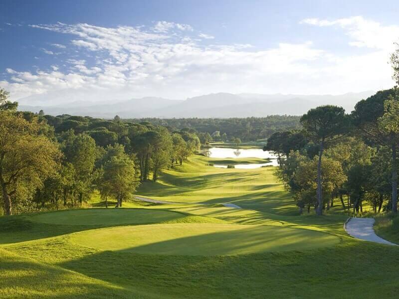 PGA Catalunya Stadium Course Golfresort Spanje