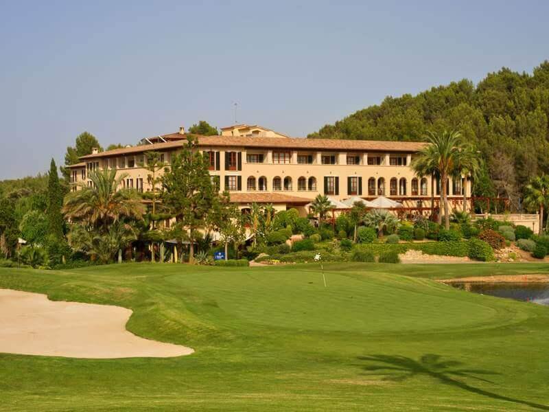 Sheraton Arabella Golfhotel Spanje
